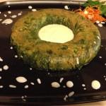 Ciambella di spinaci al forno 1