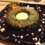 Ciambella di spinaci al forno 2